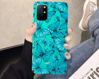 Butterfly case one plus 9 OnePlus 8 oneplus 8t oneplus 9 pro case oneplus 7t pro OnePlus Nord case animals case one plus 8 pro OnePlus 7 pro