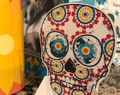 Mexican Day of the Dead Sugar Skulls Party Printable