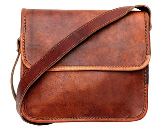 5caaf08f41a052 Leather Messenger Bag, Leather Crossbody Bag, Leather Purse, Crossbody Bag,  Purse, Bag for Men and Women, Leather Bag