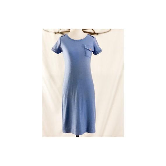 1970's T-shirt Dress by Leslie J - image 1