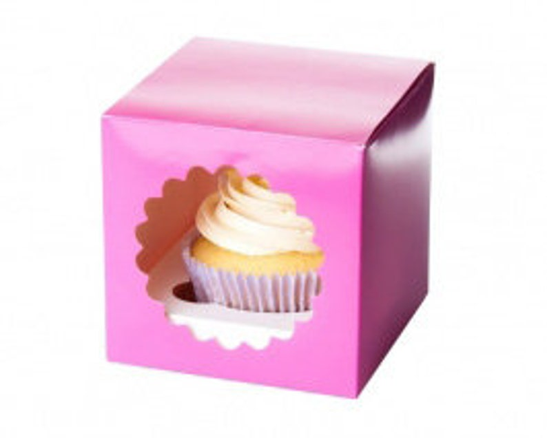 Cupcake scalop window  SVG  STUDIO3 image 0