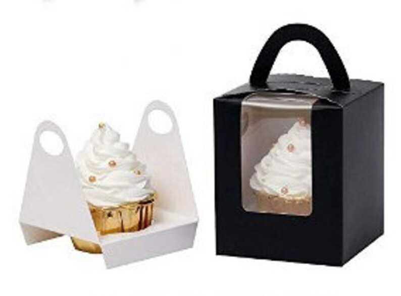 Cupcake box SVG  studio3 image 0