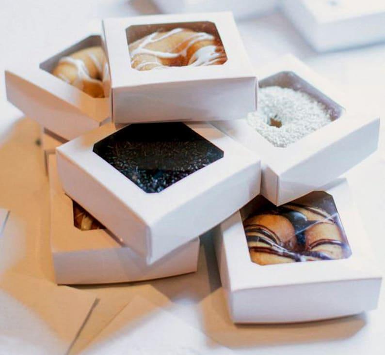 Individual donut box  svg  studio3 image 0