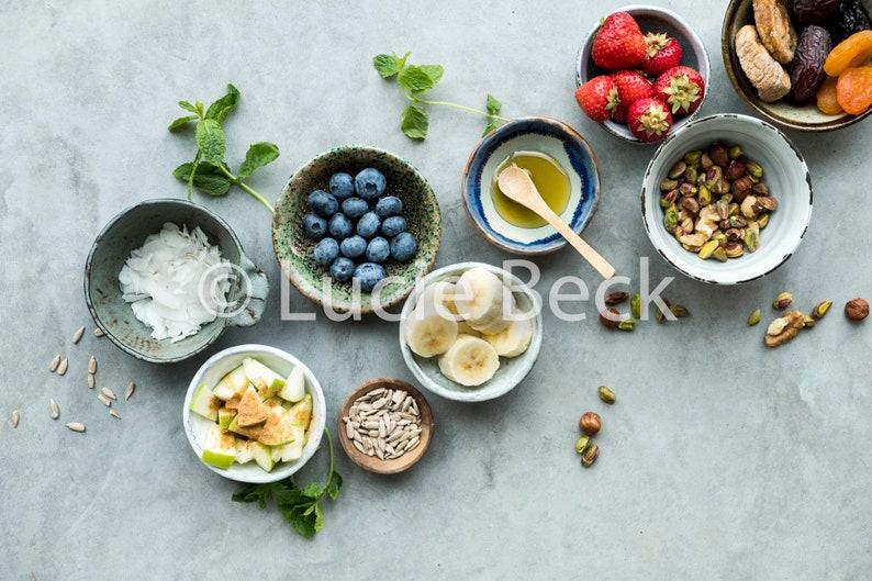 Cementlook backdrop ML101 food photography foodsurfaces image 0