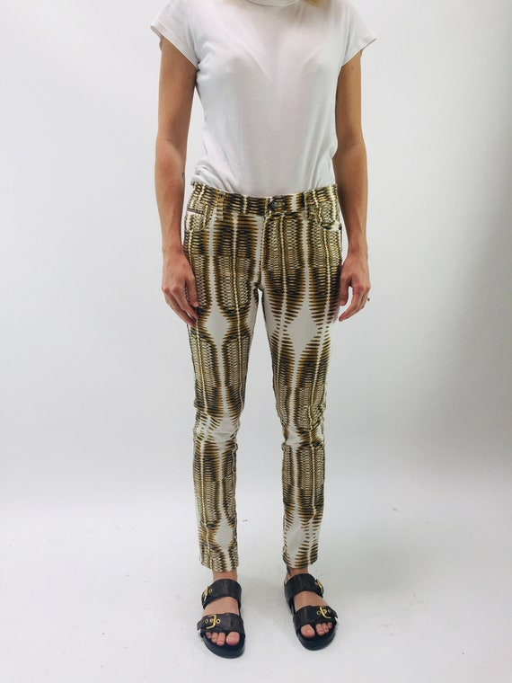 Printed Jeans - image 3