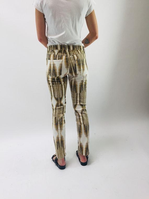 Printed Jeans - image 6