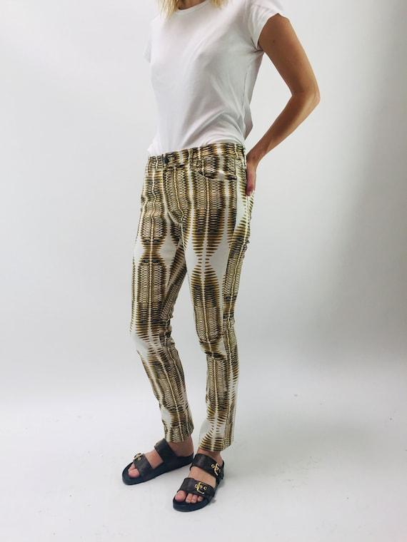 Printed Jeans - image 5