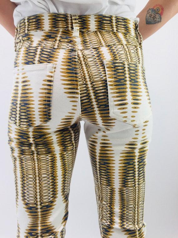 Printed Jeans - image 2