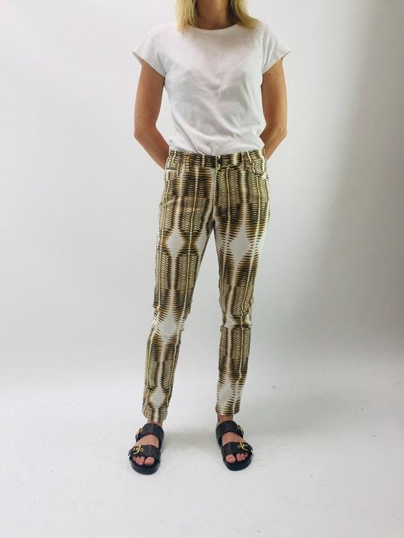 Printed Jeans - image 7