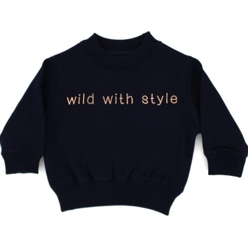 Cool baby clothes Graphic jumper Graphic sweatshirt