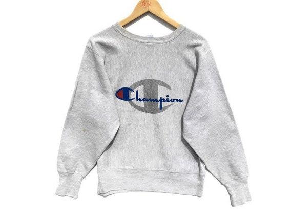 Vintage Champion Reverse Weave Sweatshirt Size Med