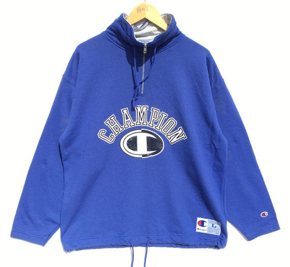 Champion Pullover Sweatshirt Size Large, Champion