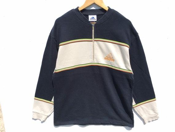 Vintage Adidas Sweatshirt Size Large, Vintage Swea