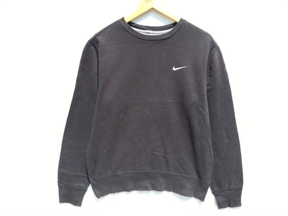 Nike Sweatshirt Black Size Large, Black Nike, Nike
