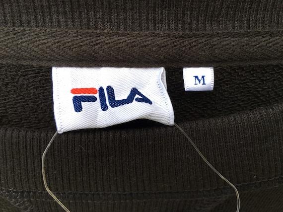 Deadstock Fila Sweatshirt Size Medium, Vintage Cl… - image 4