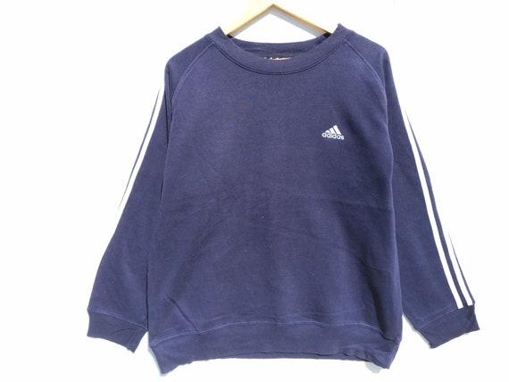 Vintage Adidas Sweatshirt Size Medium, Vintage Swe