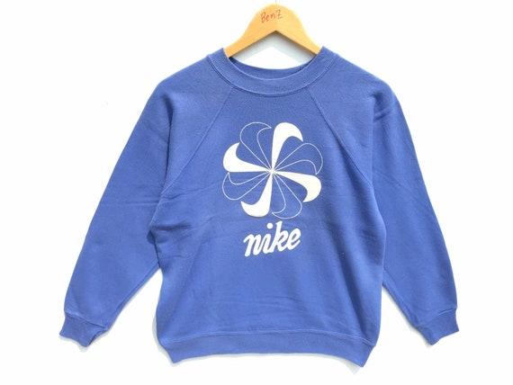 Vintage 70s Nike Pinwheel Sweatshirt Size Small, 7