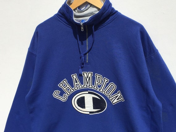Champion Pullover Sweatshirt Size Large, Champion… - image 2