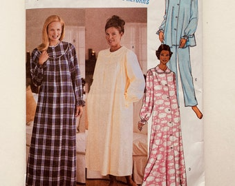Butterick 3656 Women s Robe fb6e8509b