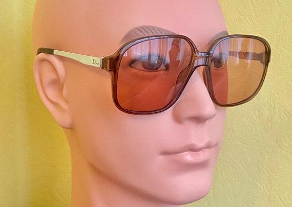 1970s Christian DIOR Unisex Sunglasses Excellent V