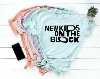 2bf3cc504 NKOTB - New Kids on the Block - Concert Tee - Boy Band Shirt   Short-Sleeve Unisex  T-Shirt