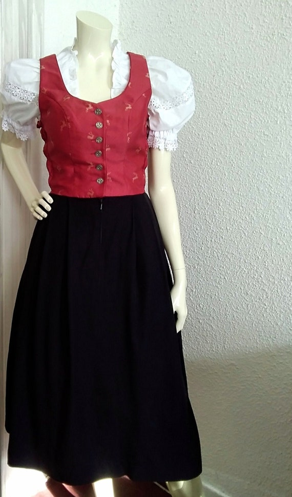 trachten dress dirndl bavarian dress german folk d