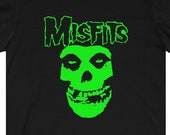 Misfits Band T-Shirt Horror Goth Halloween