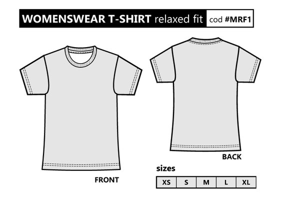 photograph relating to T Shirt Pattern Printable identify T-blouse for Women of all ages. PDF Sewing Practice. Xs towards Xl. Routine Obtain. Printable behavior. Layered document. Clic t-blouse. Cozy suit for girls