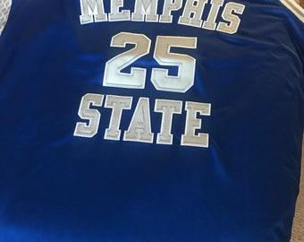 Penny Hardaway Retro Memphis Basketball Jersey d756e5e2b