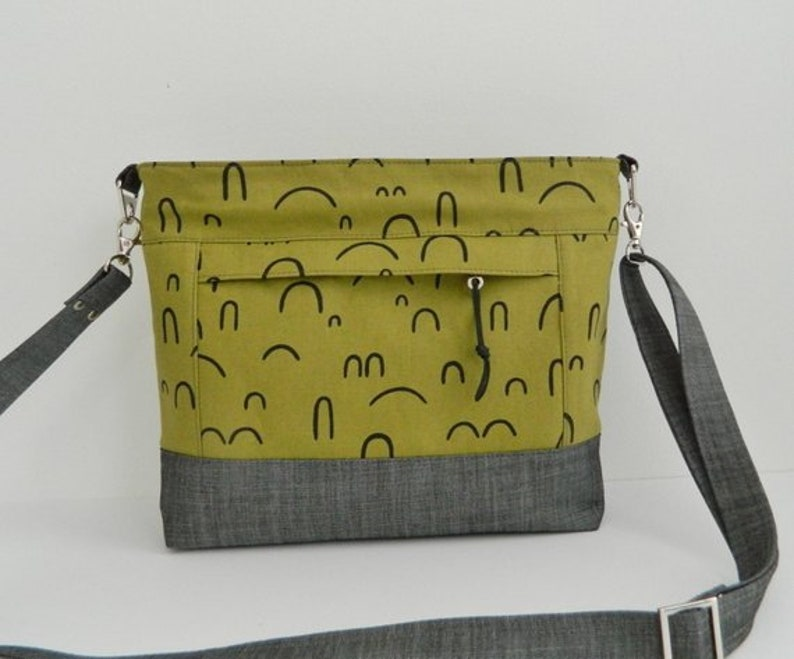 03116bd76274 Luisa Crossbody Bag diy pdf bag pattern purse instant