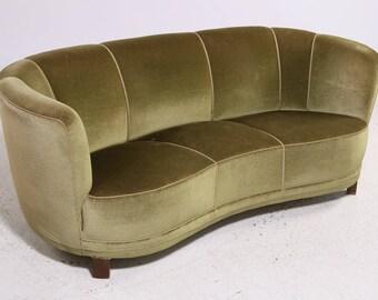 1940s Sofa | Etsy