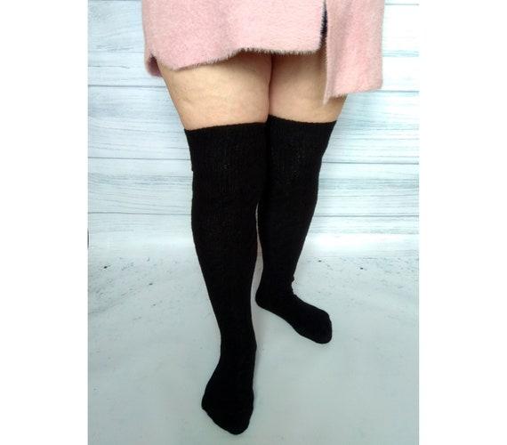 Thigh High Socks Thicc