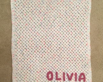 Personalised Crochet Blanket Patterns 2019 Inspirational Throw