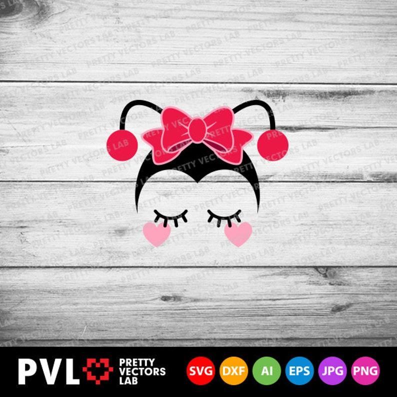 Download Love Bug Svg Valentine's Day Svg Girls Valentine Svg | Etsy