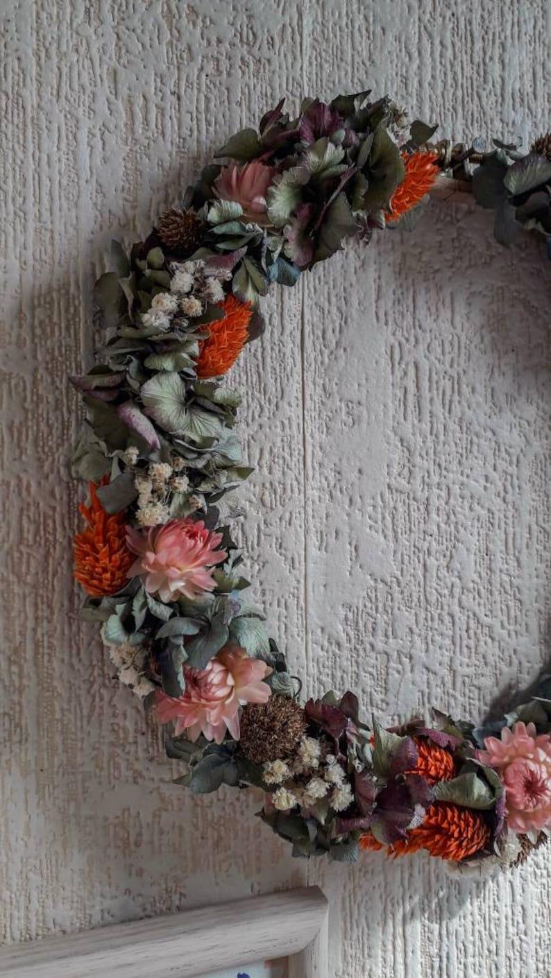 Floral crown Lucie