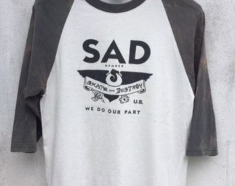 6d0b05a0872e Vintage Thrasher t shirt   vintage 90 s skateboard shirt   vintage  skateboard tee