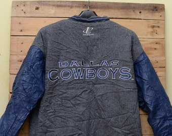 Vintage Dallas Cowboys varsity Jacket   Vintage NFL team jacket   Dallas  Cowboys Varsity 131a82525
