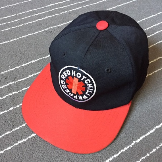 Vintage 90's Red Hot chilli Peppers  snapback / Am