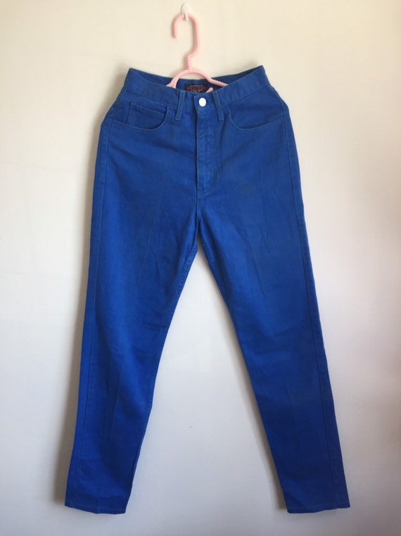 Vintage 90s High waisted Guess jeans / vintage Gue