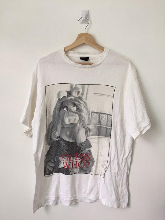 Vintage 90's The Muppets Show T-shirt/ vintage Mis