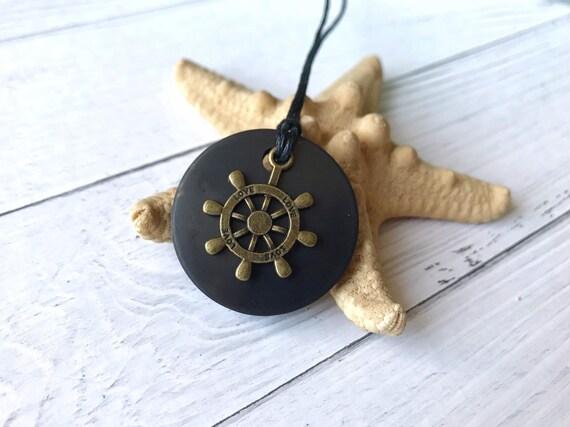 healing stone,EMF protection energy crystal Shungite pendant linza chakra