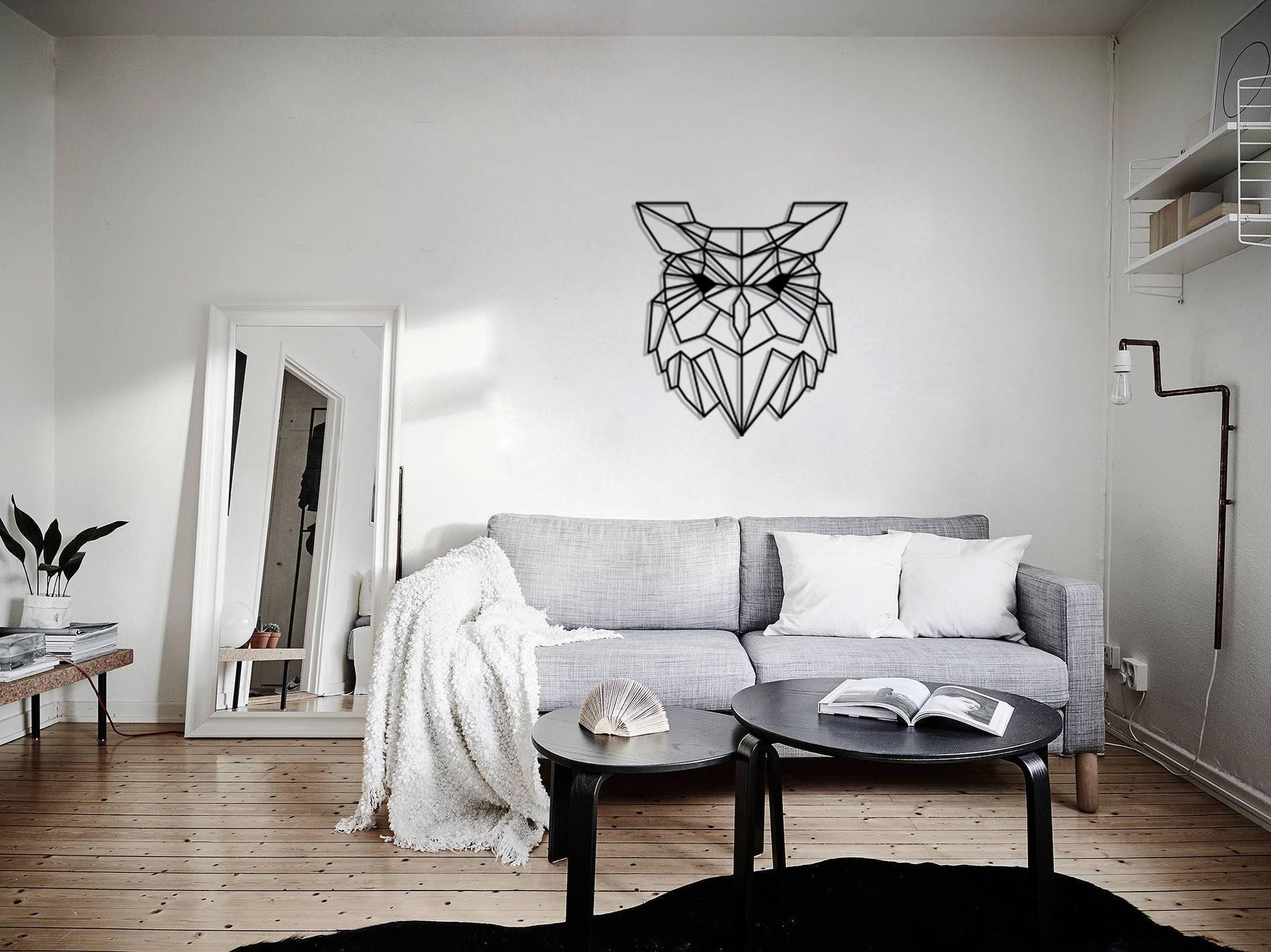 3d Wooden Owl Wall Decor Abstract Wall Art Bathroom Wall Art Artwork Home Wall Decor Ideas Modern Wood Wall Art Painted Wood Wall Art Black