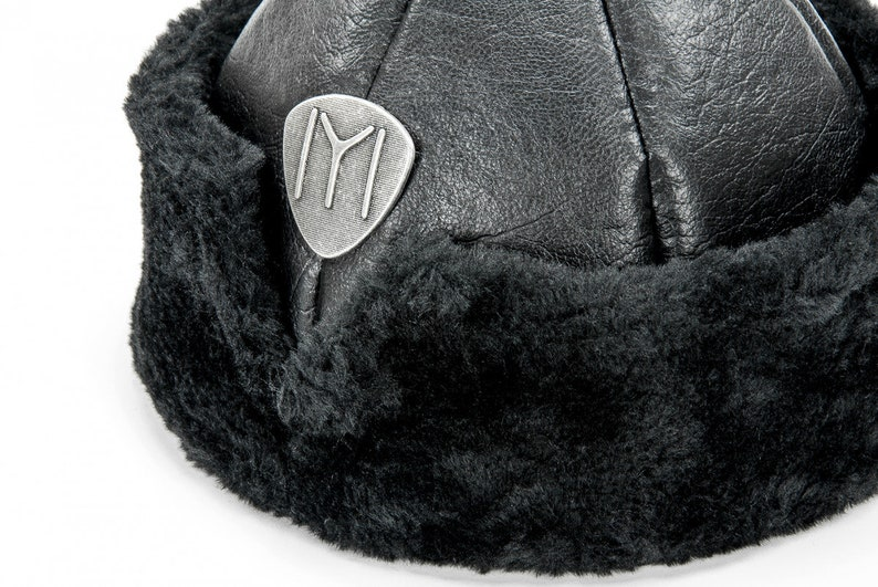 Kids Diriliş Ertugrul hat - for ages 5-9 Black 009