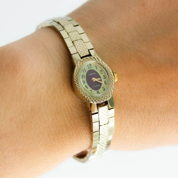 CHAIKA watch women Soviet watch gold Ladies wrist