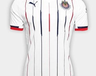 b20bbbe60 Chivas Guadalajara Jersey 2018 USA Seller