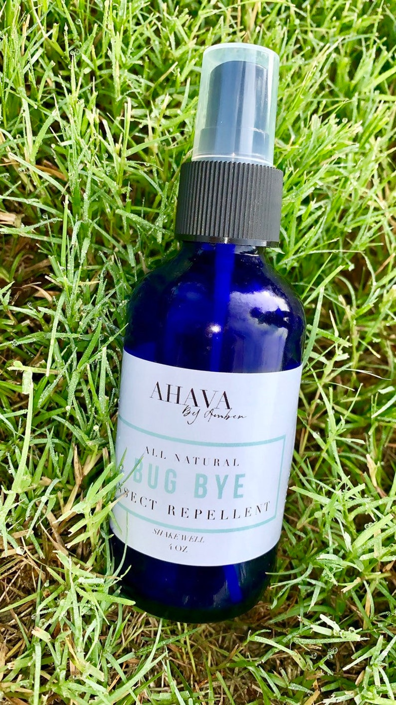 All Natural Bug Repellent Etsy