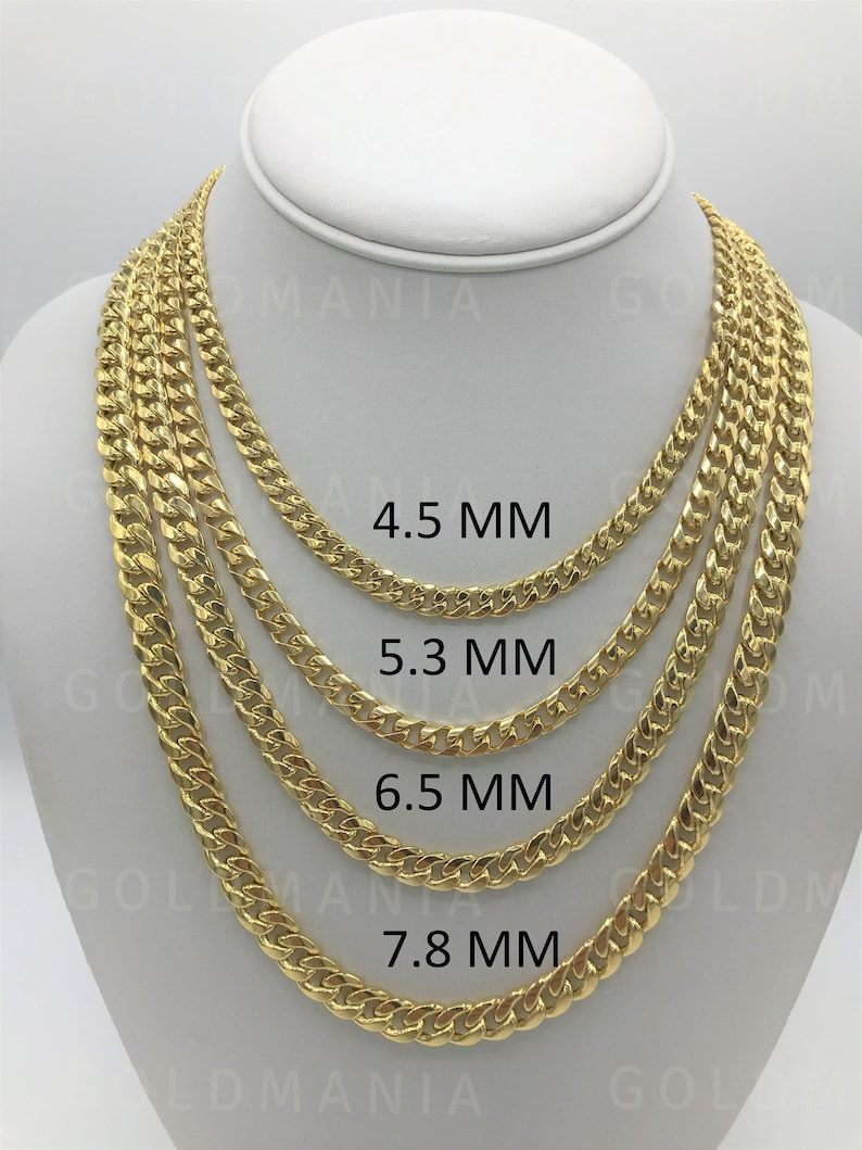 """14K Solid Yellow Gold Mariner Necklace Chain 3.4mm 16-24/"""" Anchor Link Men Women"""