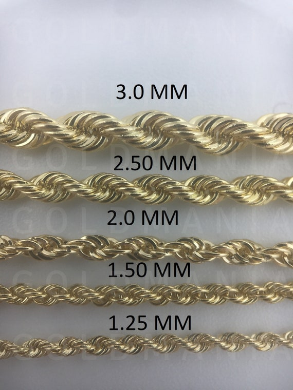 14k Solid Yellow Gold Foxtail Necklace Chain 16-24 inch 1.50mm Brand New Lobster