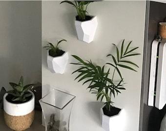 Wall Planter Etsy