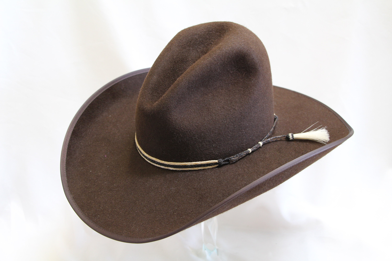 fc51d5ed057 Crappy Montana Cowboy Hat 7 1 4